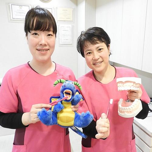人間関係が良好!歯科衛生士と歯科医師の両方の経験をもつ院長先生icatch