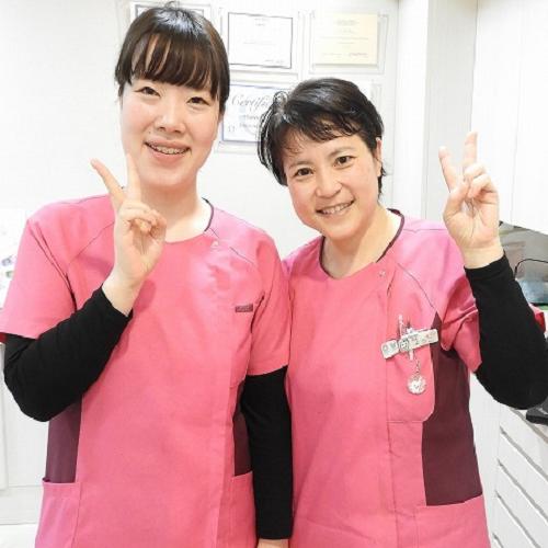 女性歯科医師のもとで働く歯科衛生士にインタビュー!icatch